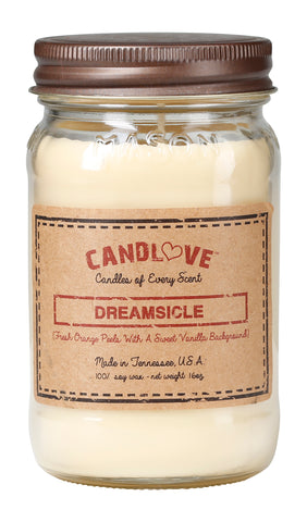 Dreamsicle 16 oz. Candles
