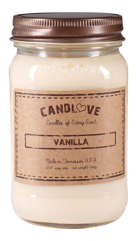 Vanilla 16 oz. Candles
