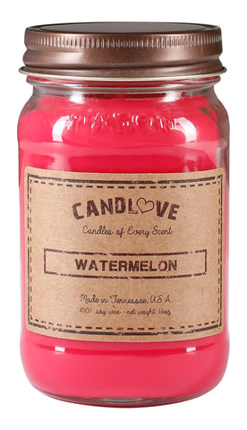 Watermelon 16 oz. Candles