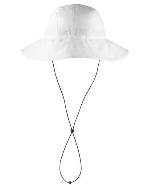 dddb2de0b65e3 Under Armour Warrior Solid Bucket Hat - White – Parrish Construction Online  Store