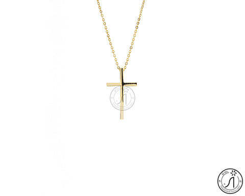Basic Cross Necklace