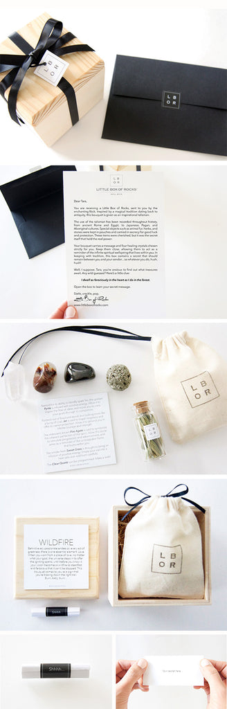 Little Box of Rocks - Unique Gift For All Occasions