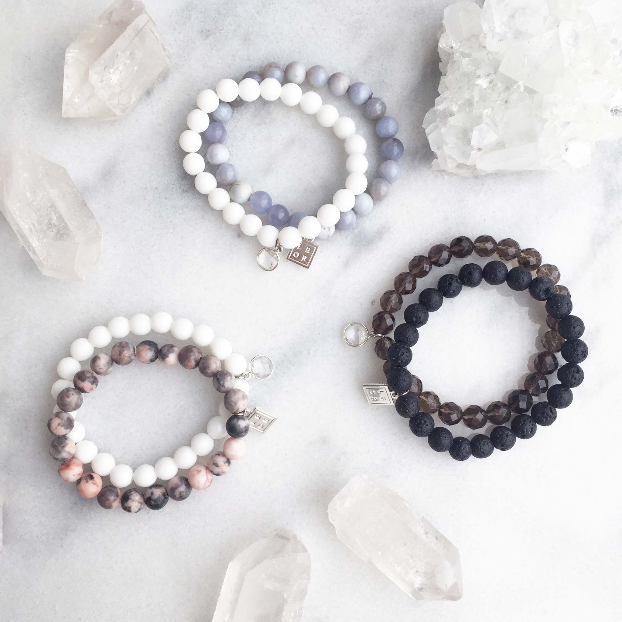 Best Ways to Wear Healing Crystals - Little Box of Rocks