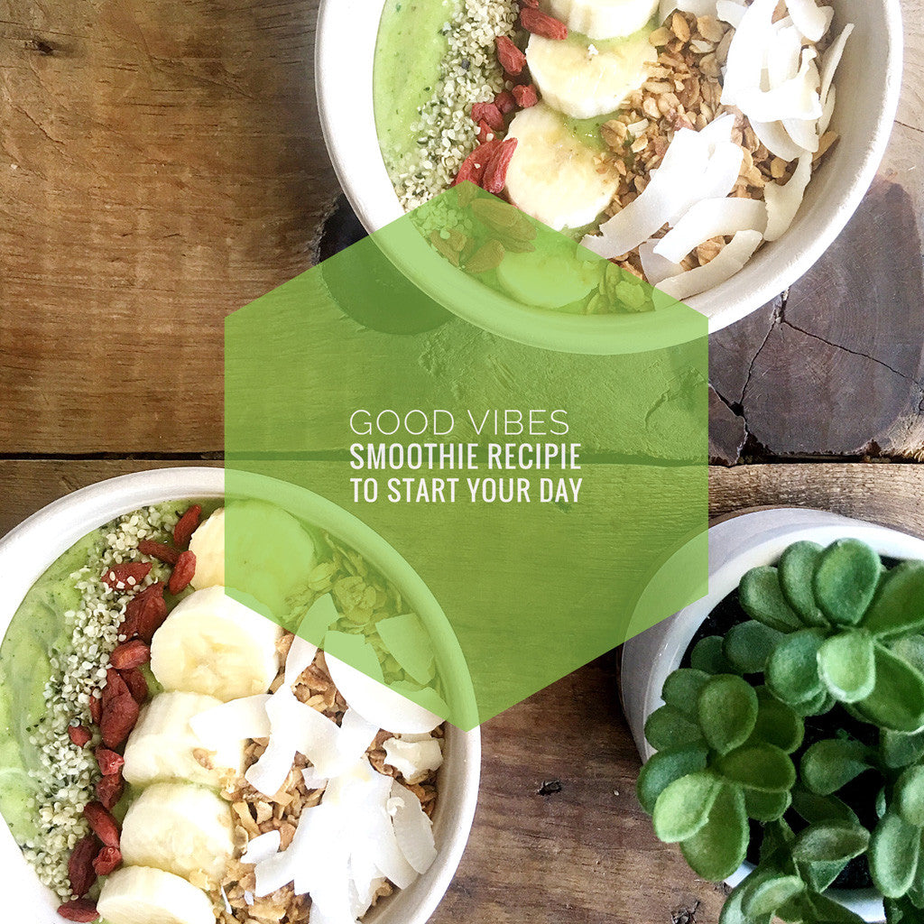 Rockin' Wellness Smoothie