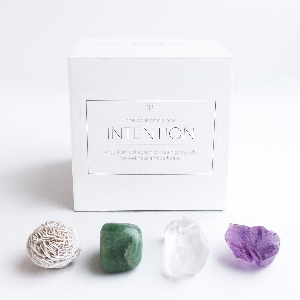 Buy Healing Crystal Collection Box