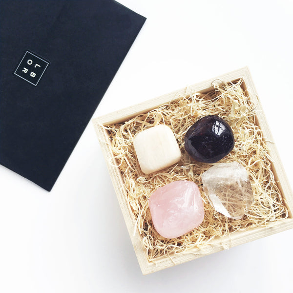 Healing Crystal Anniversary Gifts
