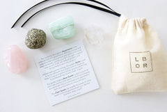 Healing Crystal Gifts for Friendship, Sisters by Little Box of Rocks