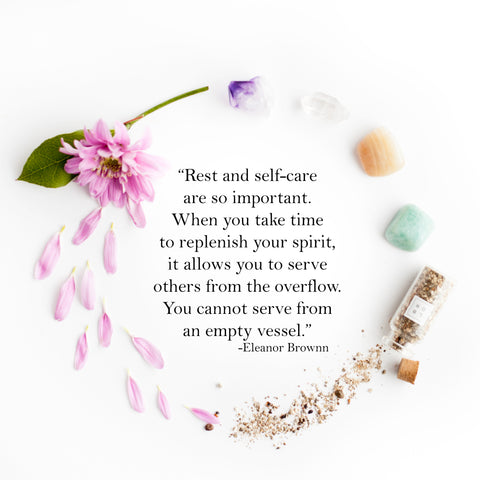 self-care-healing-eleanor-browwn-quote