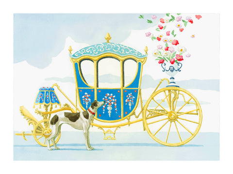 The Blue Carriage