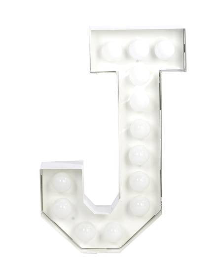 Vegaz Metal Letter Lighting - Coveted Gifts - 11