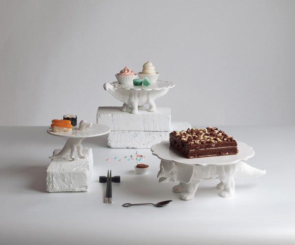 Sauria T Rex Cakestand - Coveted Gifts - 2