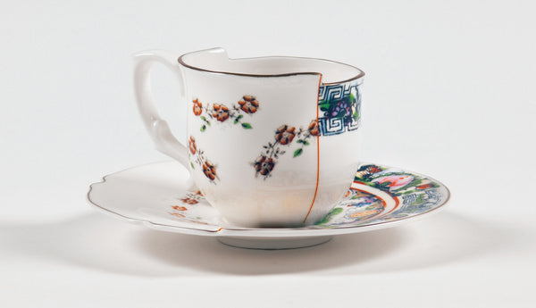 Hybrid Coffee Cup & Saucer - Coveted Gifts - 4