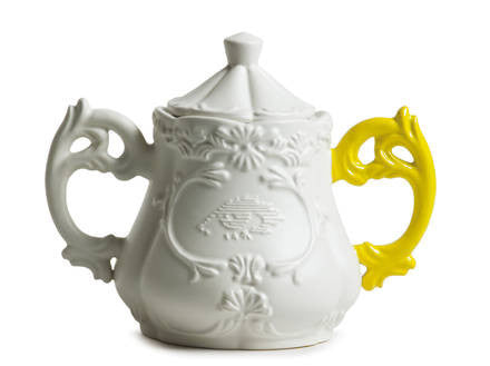 I*Sugar Bowl, Yellow - Coveted Gifts