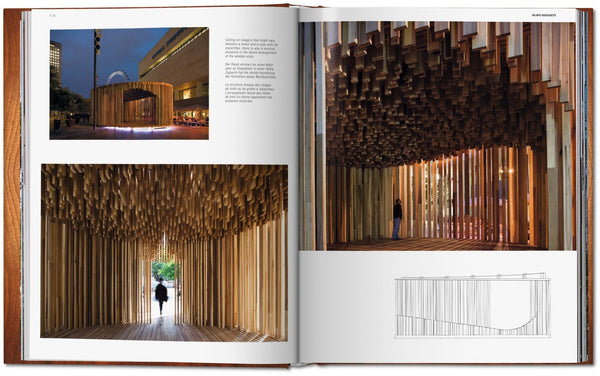 100 Contemporary Wood Buildings - Coveted Gifts - 3