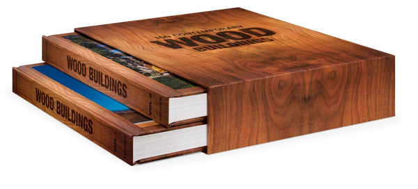 100 Contemporary Wood Buildings - Coveted Gifts - 2