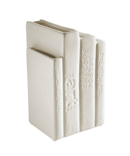 Biblio-Tek Book Shaped Vase - Coveted Gifts - 1