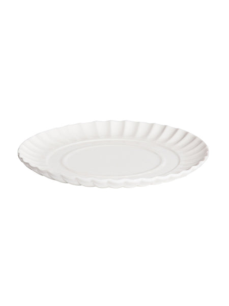 Estetico Quotidiano Ripple Plate, Small - Coveted Gifts