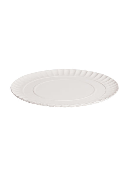 Estetico Quotidiano Ripple Plate, Large - Coveted Gifts