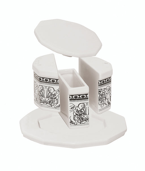 Palace Collection Salt & Pepper Cellar Shakers - Coveted Gifts - 2