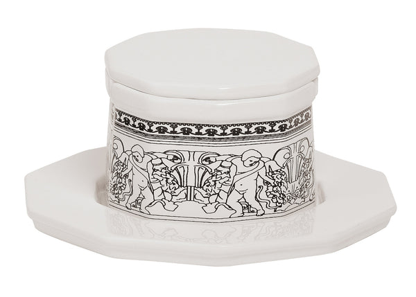 Palace Collection Salt & Pepper Cellar Shakers - Coveted Gifts - 1