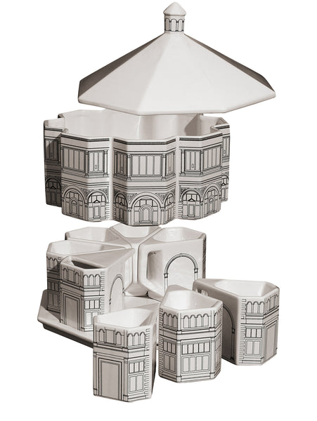 Palace Collection Breakfast Set - Coveted Gifts - 2