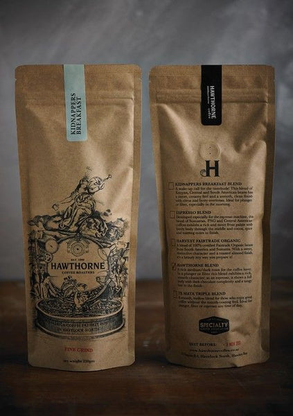 Kidnapper's Breakfast Blend Coffee