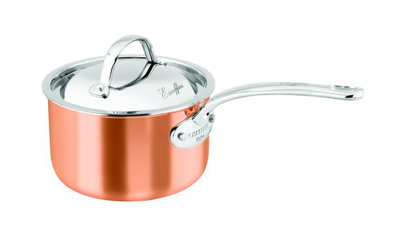 Escoffier Tri-Ply Saucepan - Coveted Gifts - 1