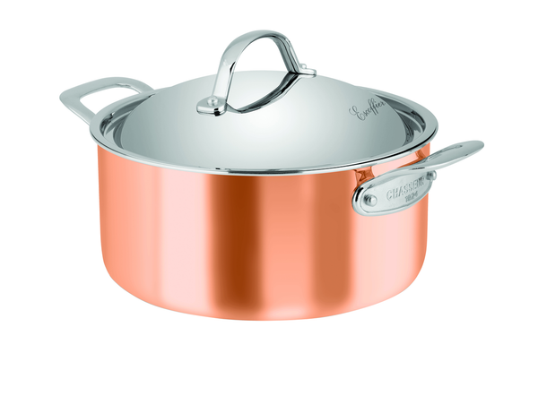 Escoffier Tri-Ply Casserole - Coveted Gifts - 1