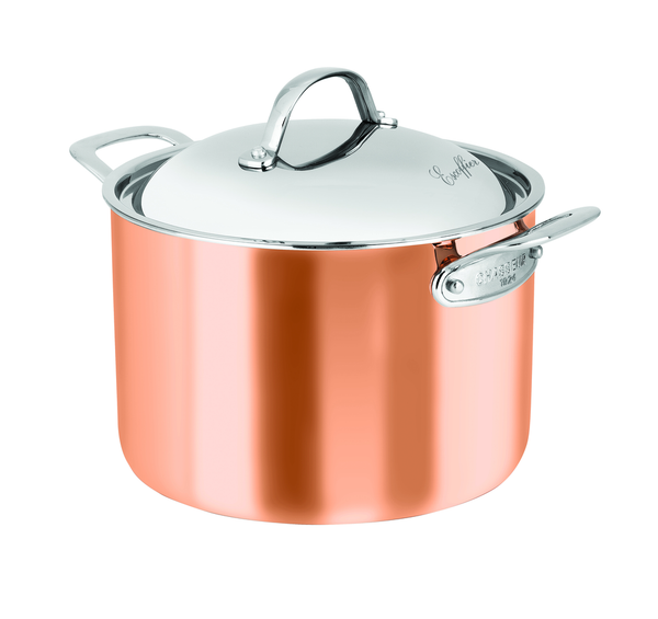 Escoffier Tri-Ply Stock Pot - Coveted Gifts - 1