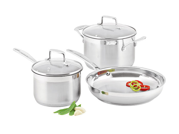 Impact 3 Piece Cookware Set - Coveted Gifts