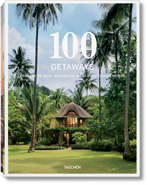 100 Getaways Around The World - Coveted Gifts - 1
