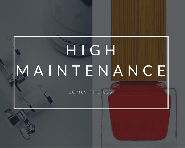 High Maintenance Hamper