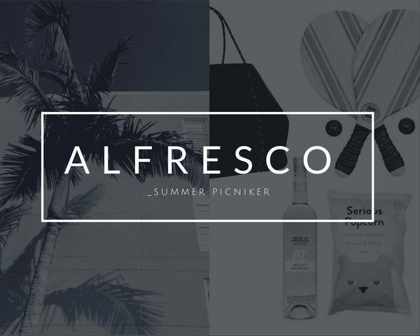 Alfresco Hamper