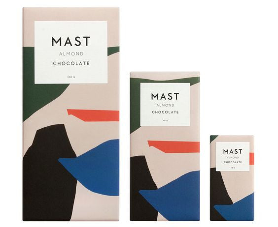 MAST Almond Butter Chocolate (NYC)