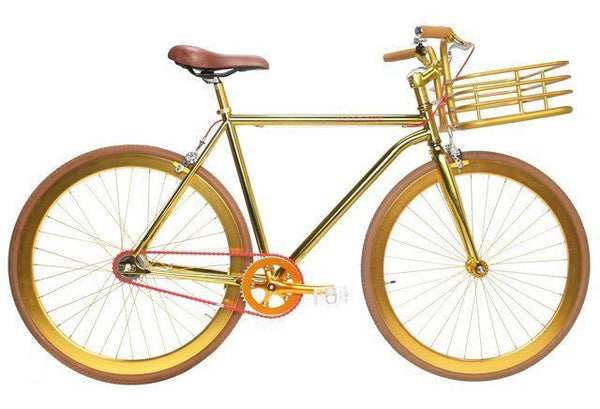 Martone Grand (Limited Edition) Men's Bike Gold - Coveted Gifts - 1