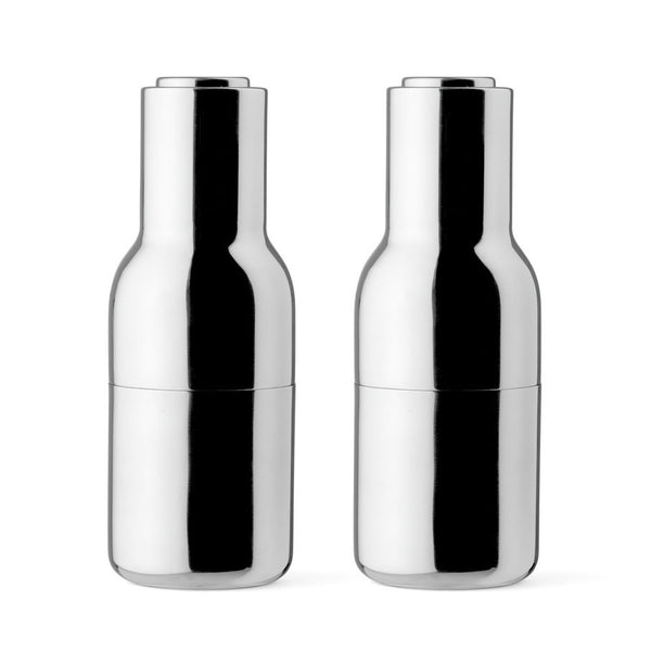 NORM Architects Bottle Grinders, Stainless Steel - Coveted Gifts - 1