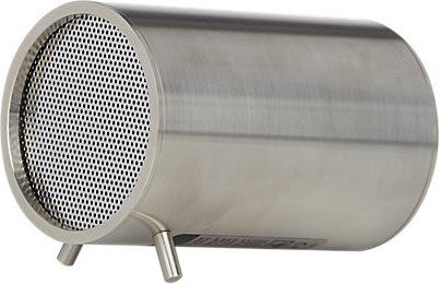 Tube Series Bluetooth Speaker - Steel - Coveted Gifts - 2