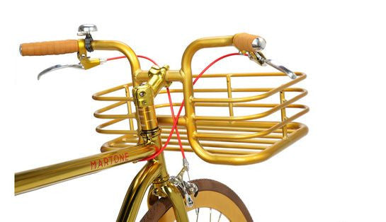 Martone Grand (Limited Edition) Men's Bike Gold - Coveted Gifts - 3