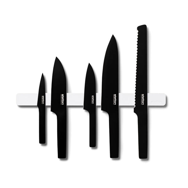 Pure Black Bread Knife - Coveted Gifts - 2