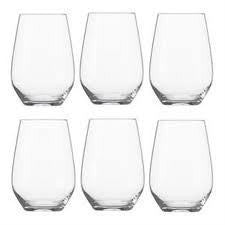 Vina Stemless Wine Glass Set - Coveted Gifts - 2