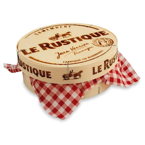 Le Rustique Camembert Cheese (Fr)