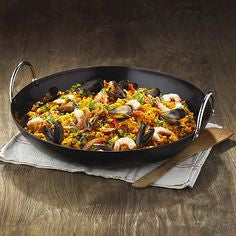 Paella Pan - Carbon Steel - Coveted Gifts - 2