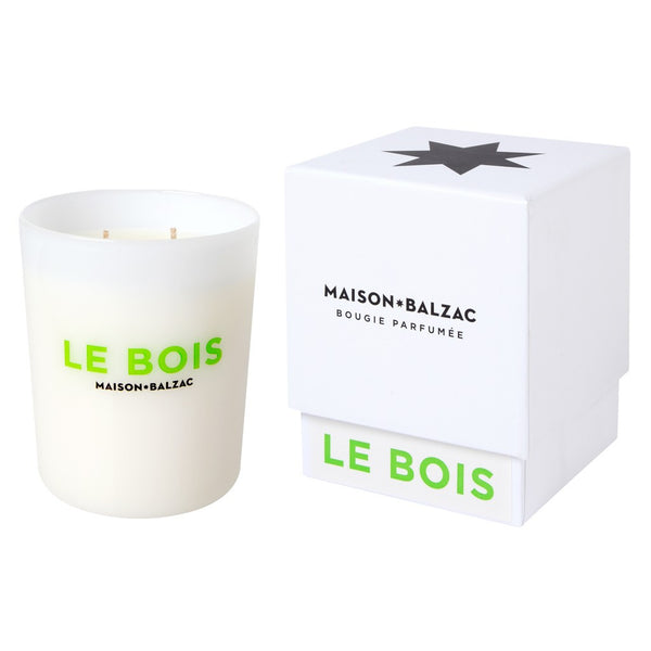 Le Bois Candle, 380g - Coveted Gifts