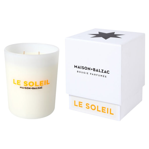 Le Soleil Candle, 380g - Coveted Gifts