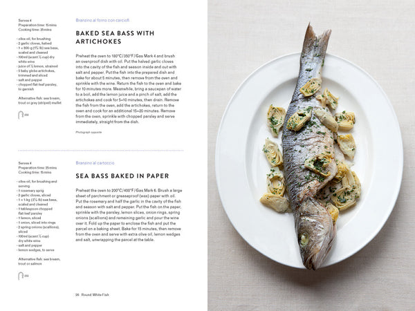 Fish: Recipes From The Sea - Coveted Gifts - 2