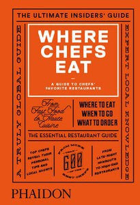 Where Chefs Eat - Coveted Gifts - 1