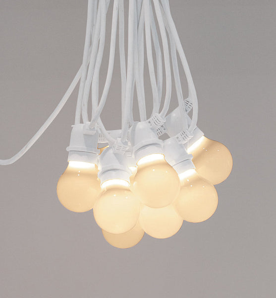Bellavista Hanging Lights, White - Coveted Gifts - 3