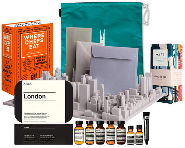 Globetrotting Hamper