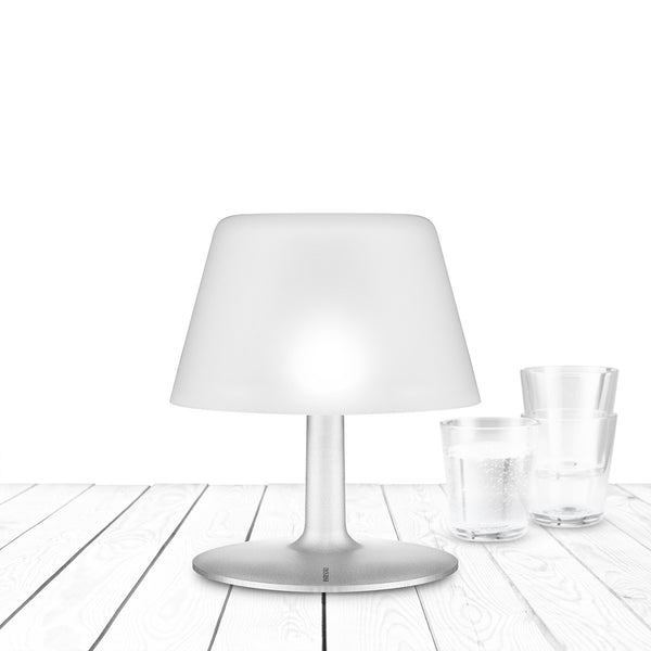 Sun Light Table Lamp, Solar Celll - Coveted Gifts - 1