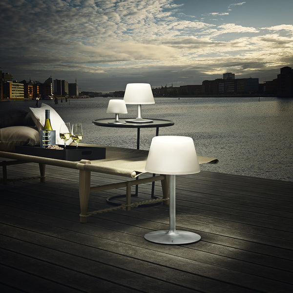 Sun Light Table Lamp, Solar Celll - Coveted Gifts - 7
